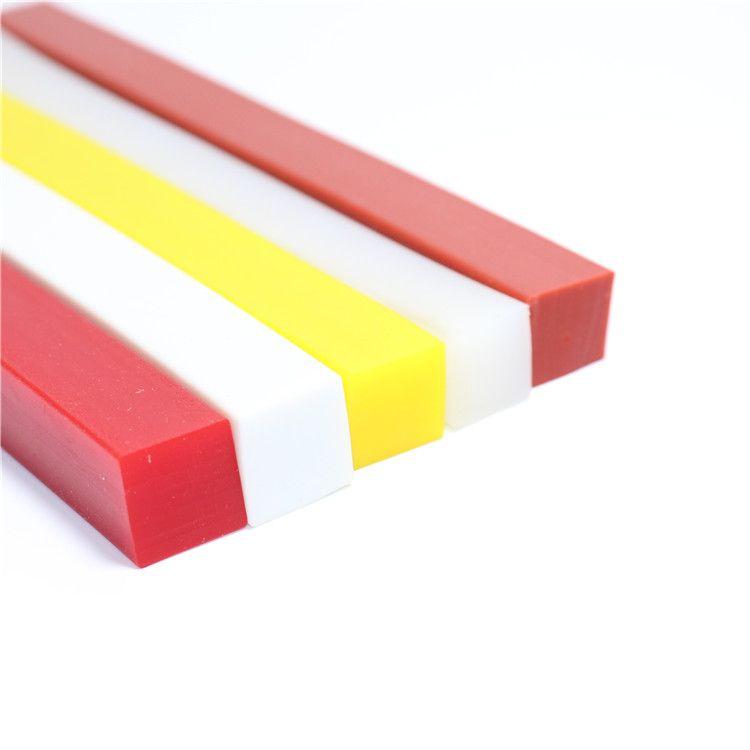 方块硅胶橡胶条 防撞防震耐酸碱密封条机械设备密封条