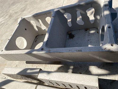 箱式砌块模具-混凝土砌块模具
