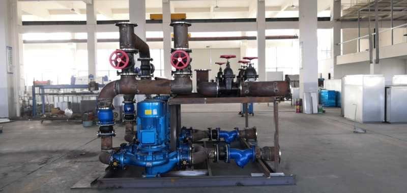 上海热泵机房水系统集成模块厂家直销