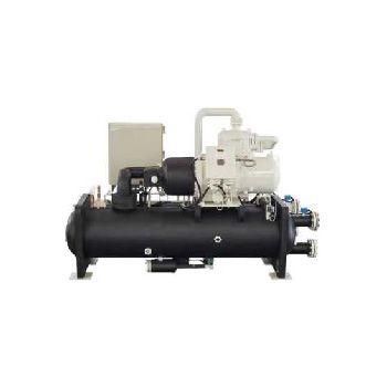 双螺杆式水源热泵冷热水机组(定频/变频)