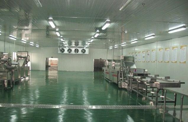 郑州农产品冷库厂家