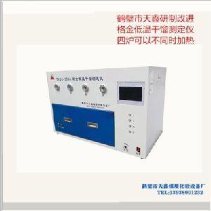 智能格金低温干馏测定仪