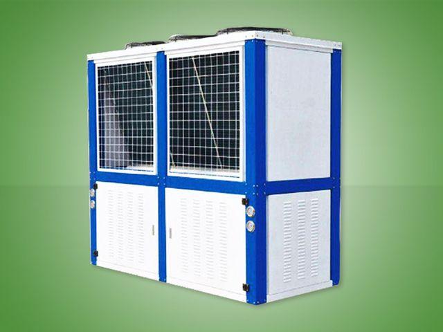 鄭州半封閉風冷V型冷凝機組求推薦