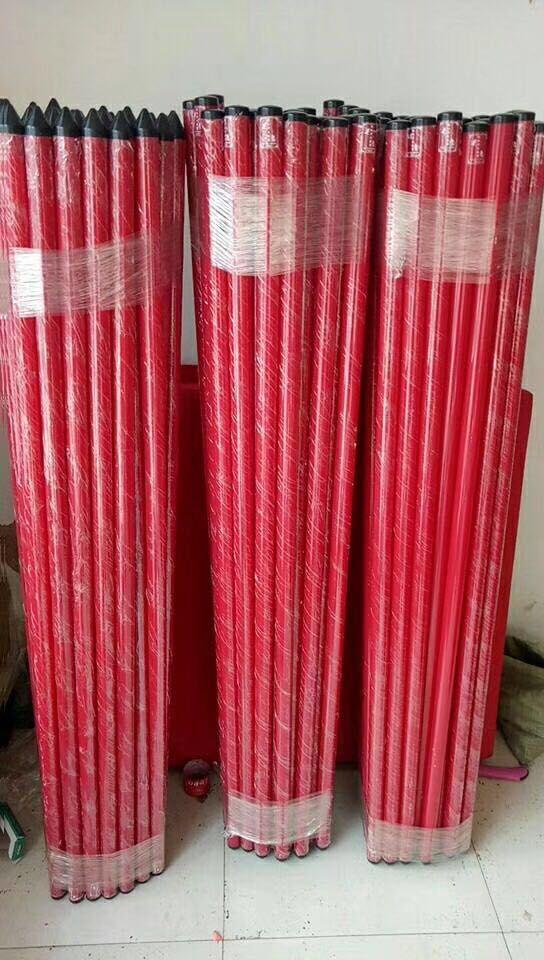 天津滑雪场专用安全网杆销售