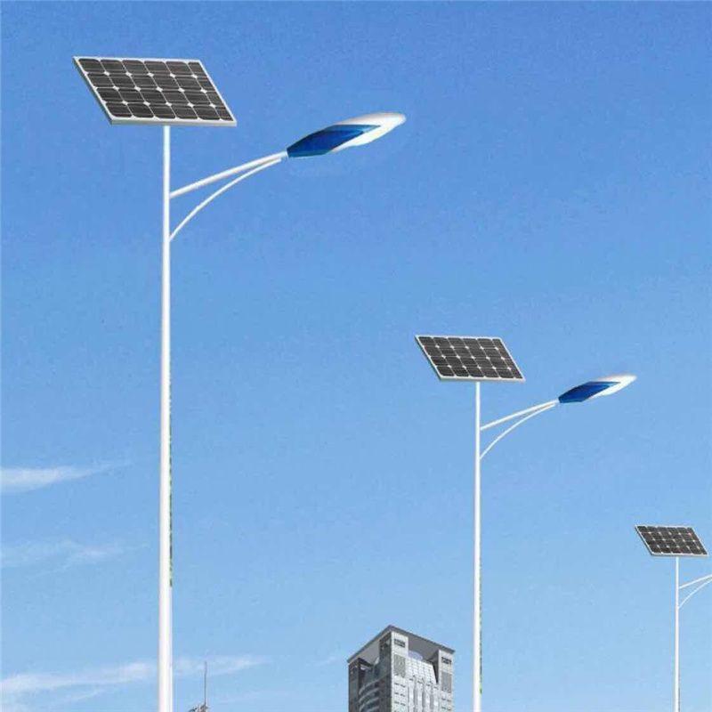 户外6米30W40W50W太阳能路灯 农村防水高亮led路灯 厂家生产