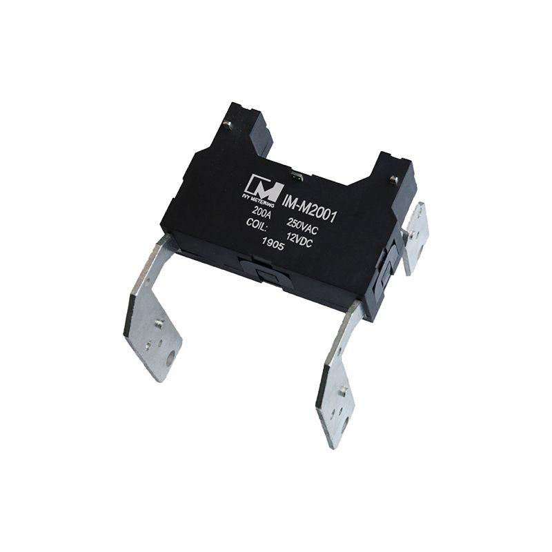 新品供應 200A電網工控雙路馬達保持繼電器12V智能電表電磁繼電器
