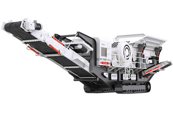 河南砂石生产线厂家新型移动破碎机
