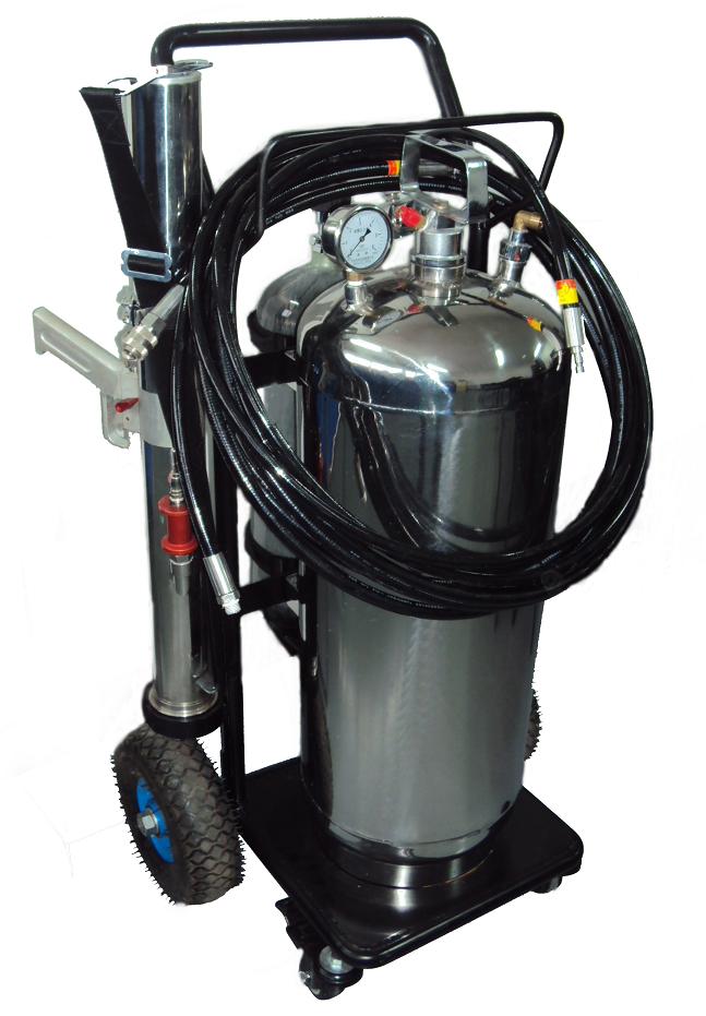 山西推车式高压脉冲喷射器批发