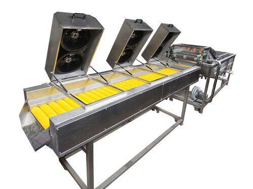 潍坊网带式喷淋清洗机生产供应厂家