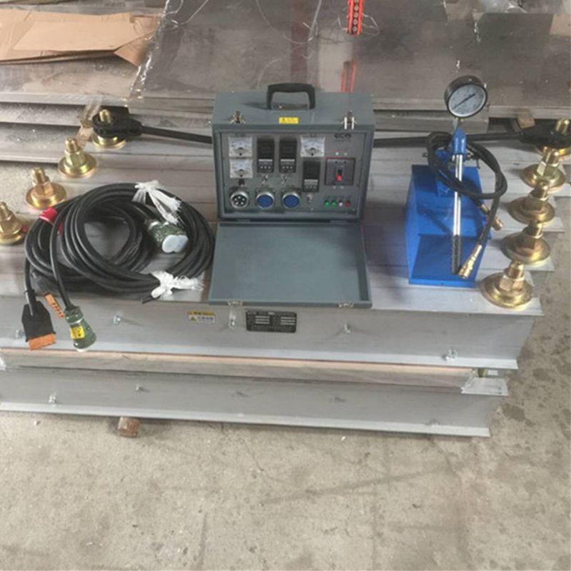 厂家供应皮带硫化机 DSLJ-1200硫化机 性能稳定全制动硫化机