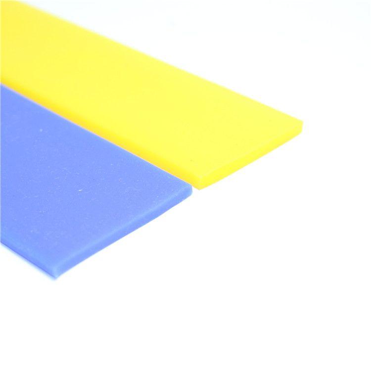耐高温硅胶密封条 平板密实密封条 耐磨硅胶条