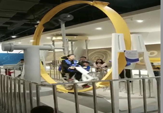 儿童乐园360度自行车厂家