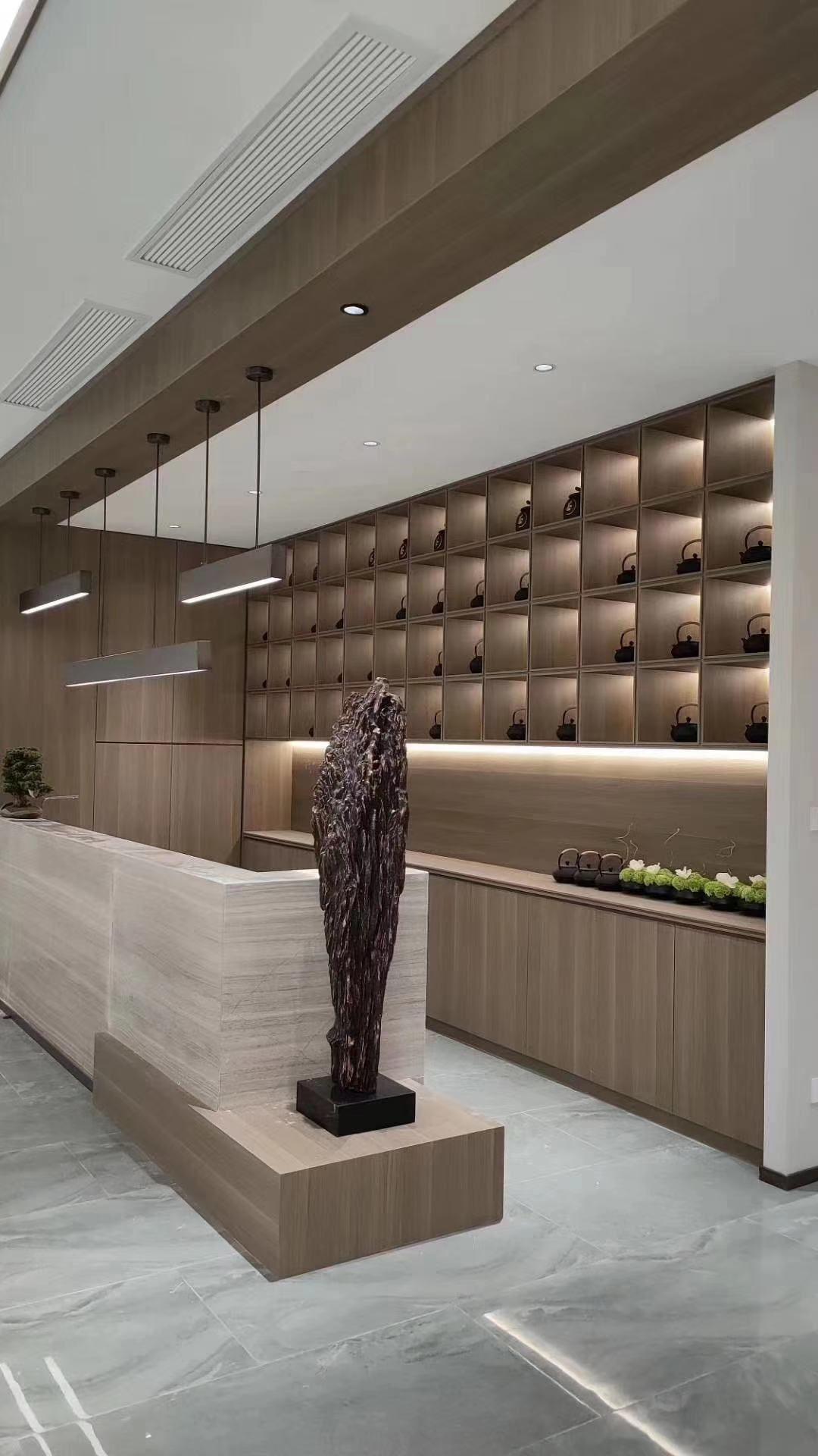 西安科技木酒柜安装