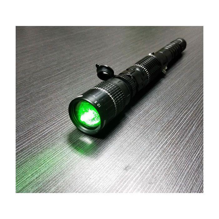 P05W型500mW激光驱鸟手电筒大光斑远距离