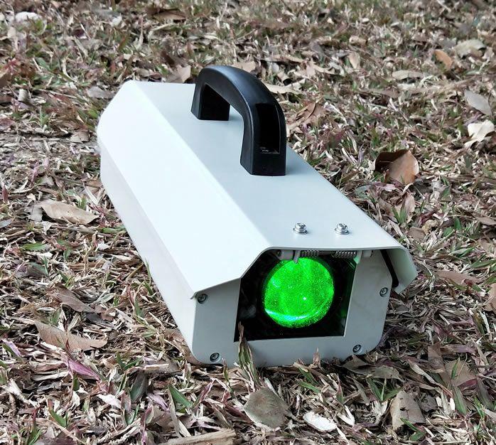 1W便携式激光驱鸟器机场果园电站用