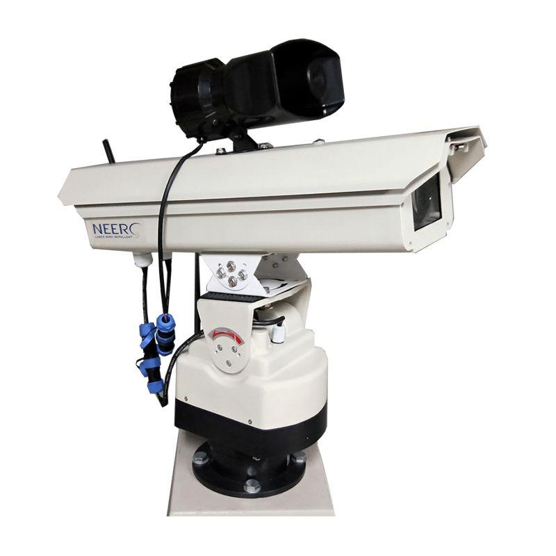 S1WS型1W全自动太阳能激光和声波混合驱鸟器