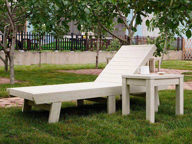 芬谷雨林沙滩庭院休闲躺椅怎么选