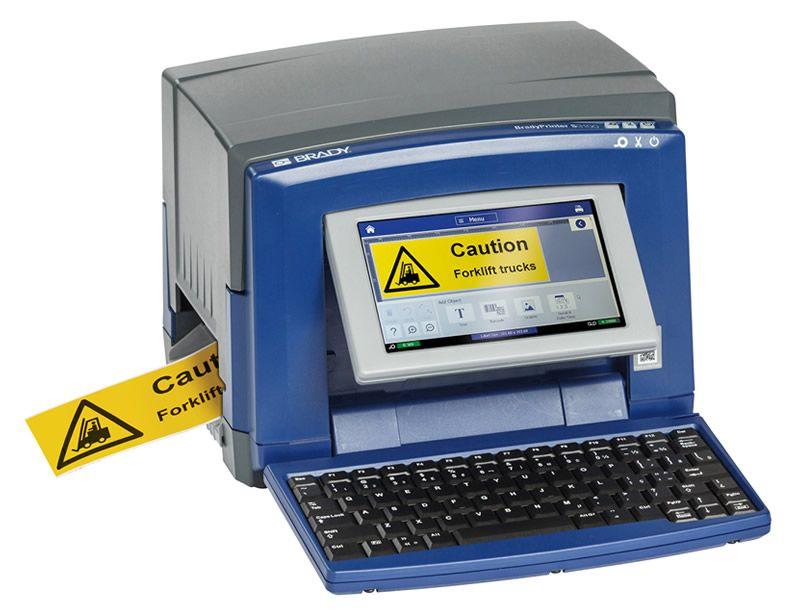 貝迪S3100臺式標簽打印機