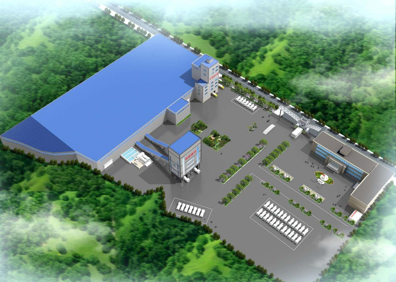 绿色新型建材产业园报价