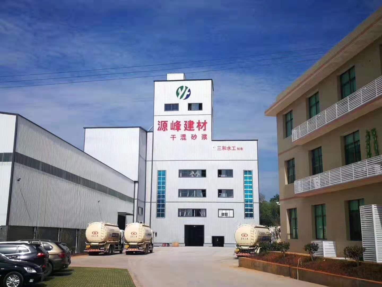 郑州干粉砂浆生产线