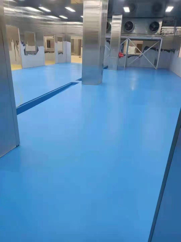 供应水性聚氨酯砂浆自流平地坪厂家环保防滑耐老化