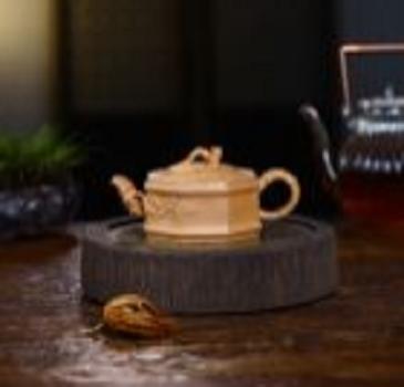 上海亿人茗器《竹节》紫砂壶价格