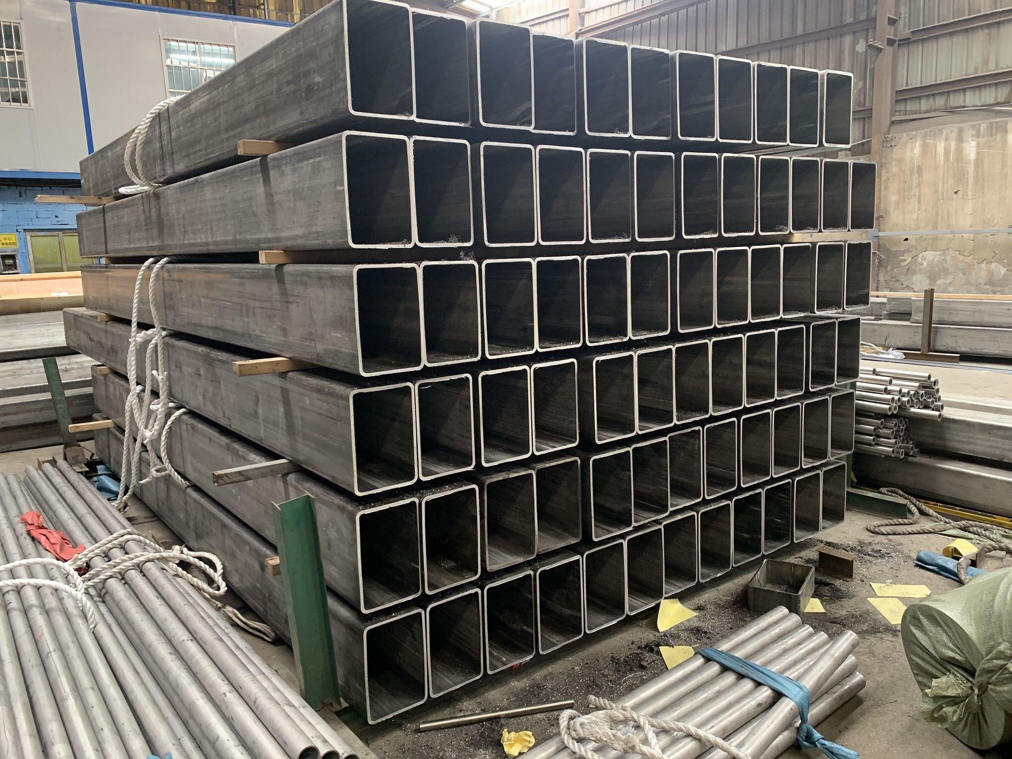 不锈钢工业方矩管批发