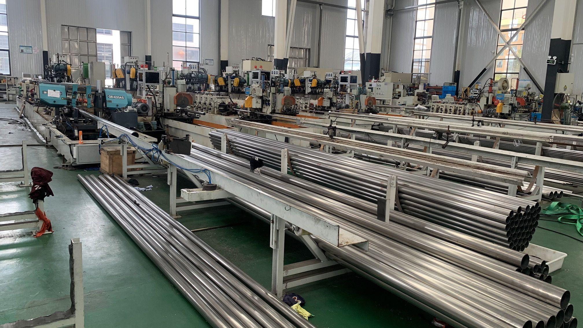 北京不锈钢卫生焊管销售