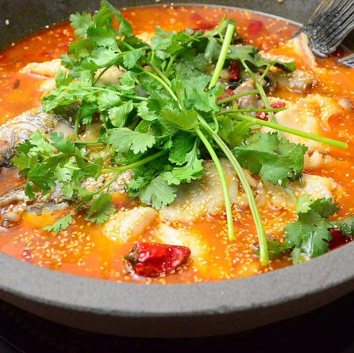 美渝香辣石鍋魚